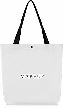 Düfte, Parfümerie und Kosmetik Weiße Tasche 42x39x9 cm - MakeUp