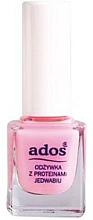 Düfte, Parfümerie und Kosmetik Nagelpflege mit Seidenprotein - Ados №09