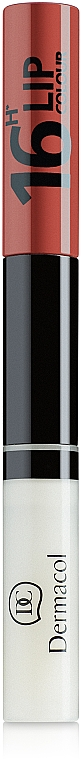 Langanhaltender Lippenstift - Dermacol 16H Lip Colour