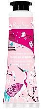Düfte, Parfümerie und Kosmetik Hand- und Körpercreme mit Kirschblüte - Peggy Sage Cherry Blossom Hand and Body Cream