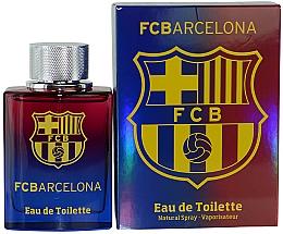 Düfte, Parfümerie und Kosmetik Air-Val International FC Barcelona - Eau de Toilette