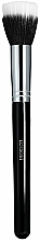 Düfte, Parfümerie und Kosmetik Make-up Pinsel - Lussoni PRO 100 Duo Fibre Brush