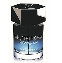 Düfte, Parfümerie und Kosmetik Yves Saint Laurent La Nuit De L'homme Eau Electrique - Eau de Toilette