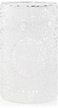 Düfte, Parfümerie und Kosmetik Aromalampe aus Glas - Yankee Candle Sheridan Flower Glass Wax Melt Warmer
