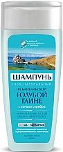 Düfte, Parfümerie und Kosmetik 100% natürliches Shampoo mit blauem Ton aus Baikalsee - Fito Kosmetik