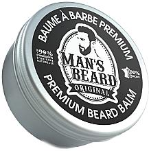 Düfte, Parfümerie und Kosmetik Pflegender Bartbalsam - Man's Beard Premium Beard Balm
