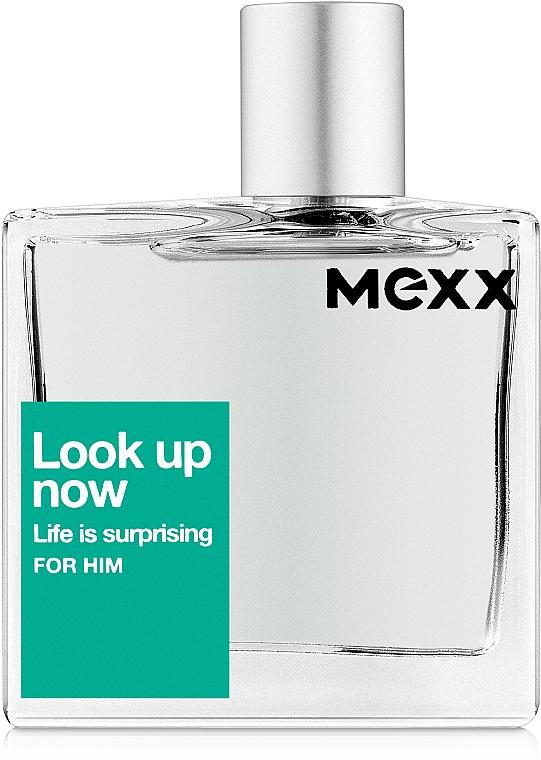 Mexx Look Up Now for Him - Eau de Toilette