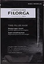 Düfte, Parfümerie und Kosmetik Regenerierende Anti-Aging Tuchmaske mit Kollagen - Filorga Time-Filler Mask