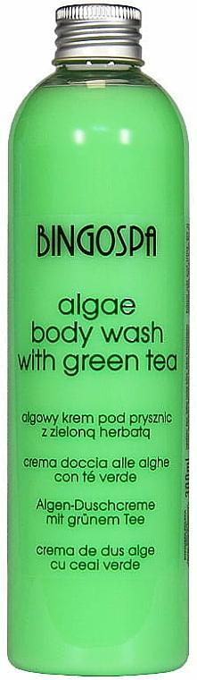 Erfrischendes Duschgel mit Algen und grünem Tee - BingoSpa Algae Energizing Body Wash With Green Tea