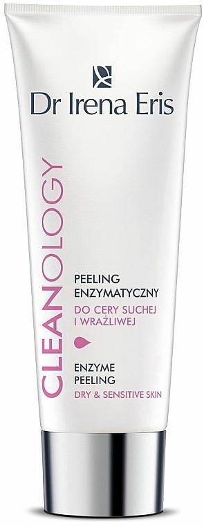 Enzymatisches Gesichtspeeling für trockene und empfindliche Haut - Dr Irena Eris Enzyme Peeling