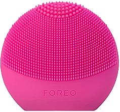 Düfte, Parfümerie und Kosmetik Reinigende Smart-Massagebürste für das Gesicht Luna Mini 3 Fuchsia - Foreo Luna Fofo Smart Facial Cleansing Brush Fuchsia