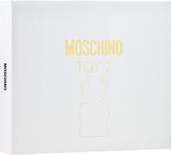 Düfte, Parfümerie und Kosmetik Moschino Toy 2 - Duftset (Eau de Parfum 30ml + Körperlotion 50ml)