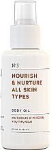 Düfte, Parfümerie und Kosmetik Pflegendes Körperöl für alle Hauttypen - You & Oil Nourish & Nurture Body Oil