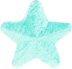 Düfte, Parfümerie und Kosmetik Badebombe Minze - IDC Institute Bath Fizzer Star