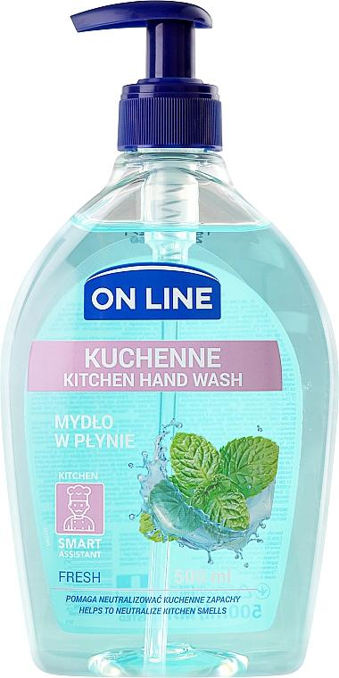 Küchen-Handseife - On Line Kitchen Hand Wash Fresh Soap