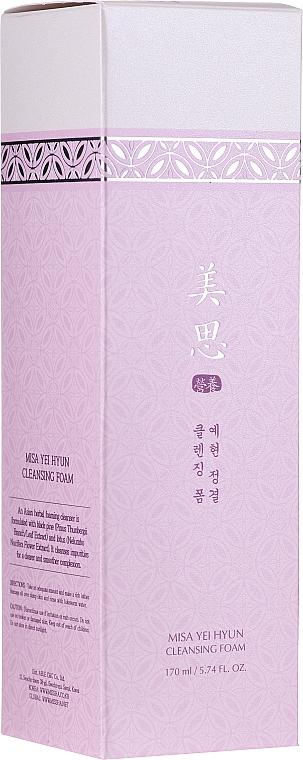 Gesichtsreinigungsschaum mit orientalischem Kräuterextrakt - Missha Yei Hyun Cleansing Foam