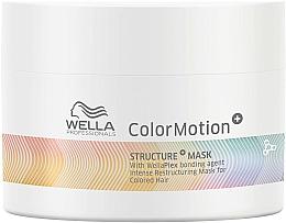 Düfte, Parfümerie und Kosmetik Regenerierende Maske für gefärbtes Haar mit Bond-Wirkstoff - Wella Professionals Color Motion+ Structure Mask