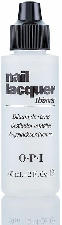 Nagellackverdünner - O.P.I Nail Lacquer Thinner
