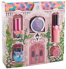 Düfte, Parfümerie und Kosmetik Make-up Set (Balsam 4ml + Lipgloss 7ml+Lippenpolierer 5ml + Lidschatten 4,5ml + Lidschatten 4,5ml) - Tutu Cottage Set