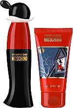 Düfte, Parfümerie und Kosmetik Moschino Cheap and Chic - Duftset (Eau de Toilette 30ml + Körperlotion 50ml)