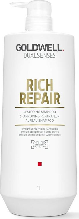 Regenerierendes Shampoo - Goldwell DualSense Rich Repair Shampoo — Bild N2