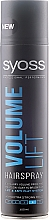 Düfte, Parfümerie und Kosmetik Haarlack Volume Lift Extra starker Halt - Syoss Styling Volume Lift