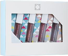 Düfte, Parfümerie und Kosmetik Lippenpflegeset (Lippenstift 4x1g) - Ofra Fireside Hotties Mini Lip Set