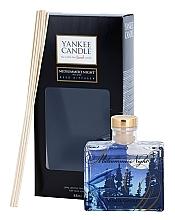 Düfte, Parfümerie und Kosmetik Raumerfrischer Midsummer's Night - Yankee Candle Midsummer's Night Reed Diffuser