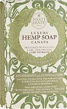 Düfte, Parfümerie und Kosmetik Luxuriöse Hanfseife - Nesti Dante Natural Luxury Hemp Soap Limited Edition