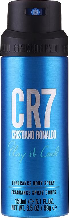 Cristiano Ronaldo CR7 Play It Cool - Parfümiertes Deospray