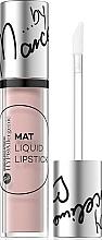 Düfte, Parfümerie und Kosmetik Hypoallergener matter Flüssiglippenstift - Bell Hypoallergenic Mat Lip Liquid by Marcelina