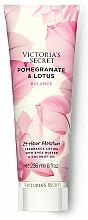Düfte, Parfümerie und Kosmetik Parfümierte Körperlotion mit Sheabutter und Kokosnussöl - Victoria's Secret Pomegranate & Lotus Fragrance Lotion