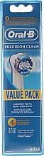Düfte, Parfümerie und Kosmetik Ersatzköpfe für elektrische Zahnbürste 4 St. - Oral-B EB20 Precision clean