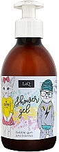 Düfte, Parfümerie und Kosmetik Duschgel für Kinder mit Kaugummiduft - LaQ Bubble Gum Shower Gel