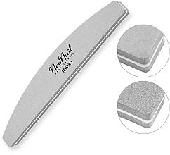 Düfte, Parfümerie und Kosmetik Polierfeile 100/180 grau - NeoNail Professional