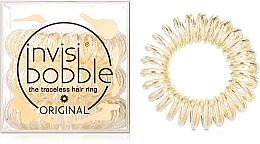 """Düfte, Parfümerie und Kosmetik Haargummis """"You`re Golden"""" 3 St. - Invisibobble Original You`re Golden"""