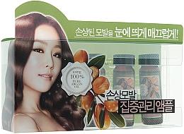 Düfte, Parfümerie und Kosmetik Haarampullen mit Arganöl - Welcos Confume Argan Treatment Hair Ampoule