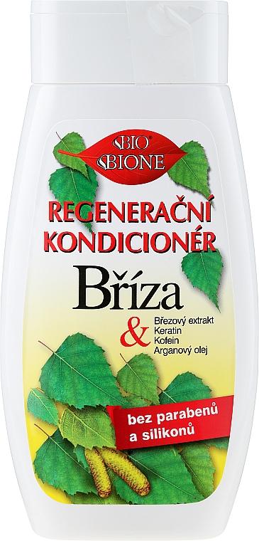 Regenerierende Haarspülung mit Birkenextrakt - Bione Cosmetics Birch Hair Conditioner