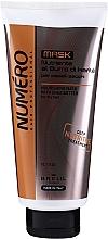 Düfte, Parfümerie und Kosmetik Nährende Haarmaske mit Sheabutter für trockenes Haar - Brelil Numero Nourishing Cream With Shea Butter