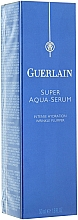 Gesichtsserum - Guerlain Super Aqua-Serum — Bild N2