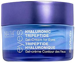 Anti-Aging Augengel mit Hyaluronsäure und Tripeptiden - StriVectin Advanced Hydration Hyaluronic Tripeptide Gel-Cream For Eyes — Bild N1