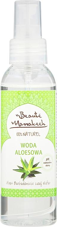 Natürliches Aloe-Wasser für das Gesicht - Beaute Marrakech Aloe Vera Water