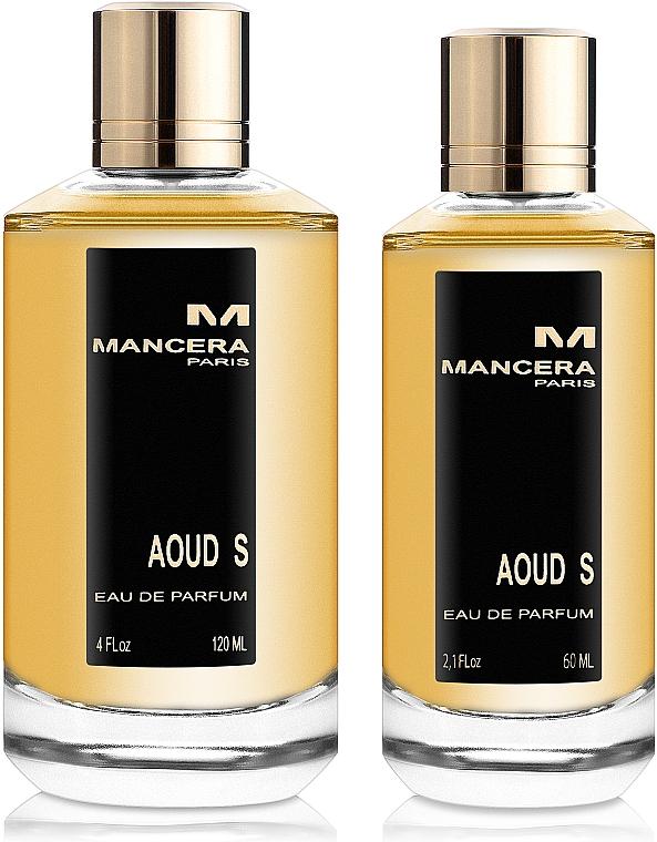 Mancera Aoud S - Eau de Parfum — Bild N3