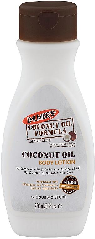 Feuchtigkeitsspendende Körperlotion mit Vitamin E und Kokosöl - Palmer's Coconut Oil Formula with Vitamin E Body Lotion — Bild N1