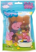 Düfte, Parfümerie und Kosmetik Kinder-Badeschwamm Peppa Pig Großvater - Suavipiel Peppa Pig Bath Sponge