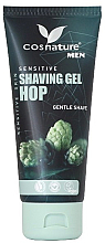 Düfte, Parfümerie und Kosmetik Sanftes Rasiergel für empfindliche Haut - Cosnature Men