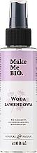 Düfte, Parfümerie und Kosmetik Feuchigkeitsspendendes Lavendelwasser für das Gesicht - Make Me BIO