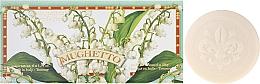 Düfte, Parfümerie und Kosmetik Naturseifen-Geschenkset - Saponificio Artigianale Fiorentino Lily Of The Valley (6x50g)