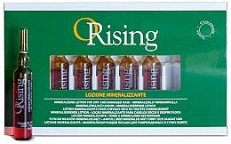 Düfte, Parfümerie und Kosmetik Mineralisierende Lotion für trockenes und strapaziertes Haar in Ampullen - Orising Mineralizing Hair Lotion