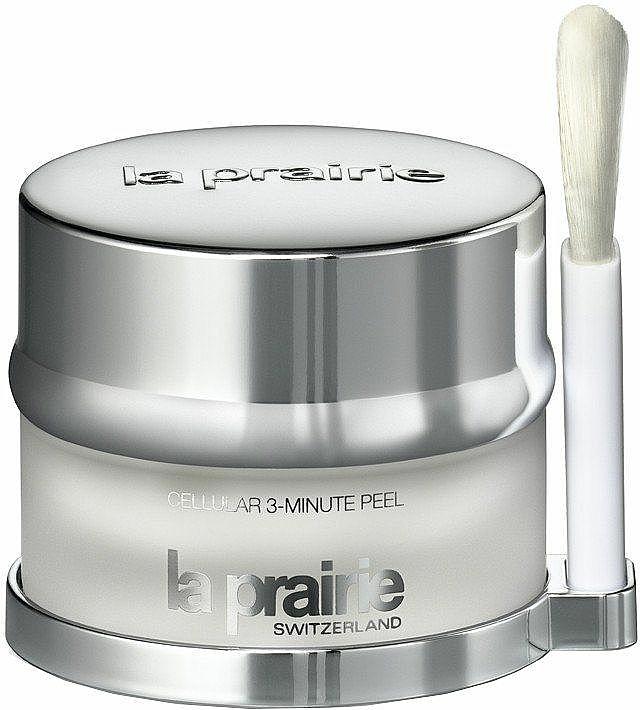 Hauterneuernde Peelingmaske für das Gesicht - La Prairie Cellular 3-Minute Peel